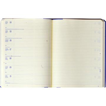 Picture of agenda Brepols 2020 Back to Paper 171x220mm  7/1 + notitieblad - zwart
