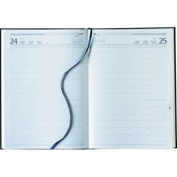 Picture of agenda Castelli 2020 H65 Praktijk 210x297mm 1/1 Mundior 4 kolommen - zwart