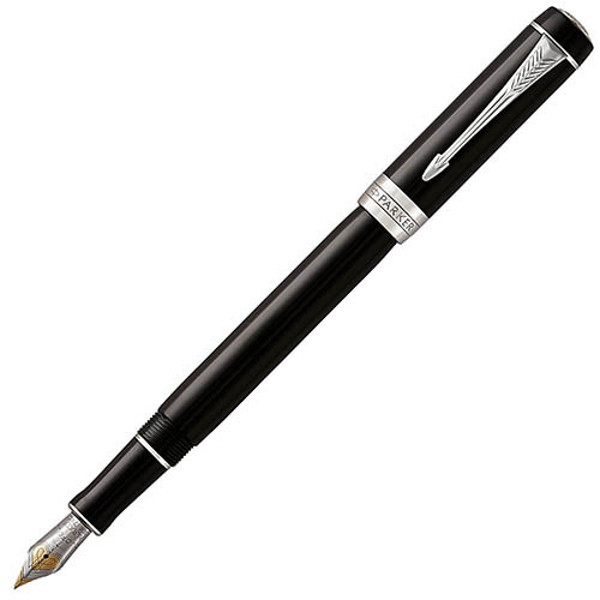 Picture of vulpen Parker Duofold Classic Black PT international