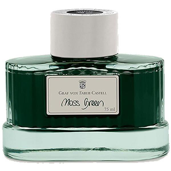 Picture of vulpeninkt Graf von Faber Castell Moss Green     - 75ml