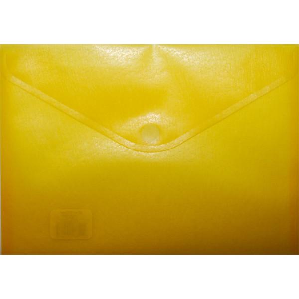 Bild von enveloptas HF2 liggend 180x250mm A5 transparant geel