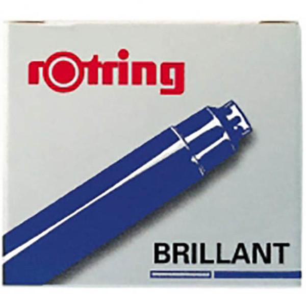 Bild von inktpatroon Rotring ArtPen 6stuks blauw