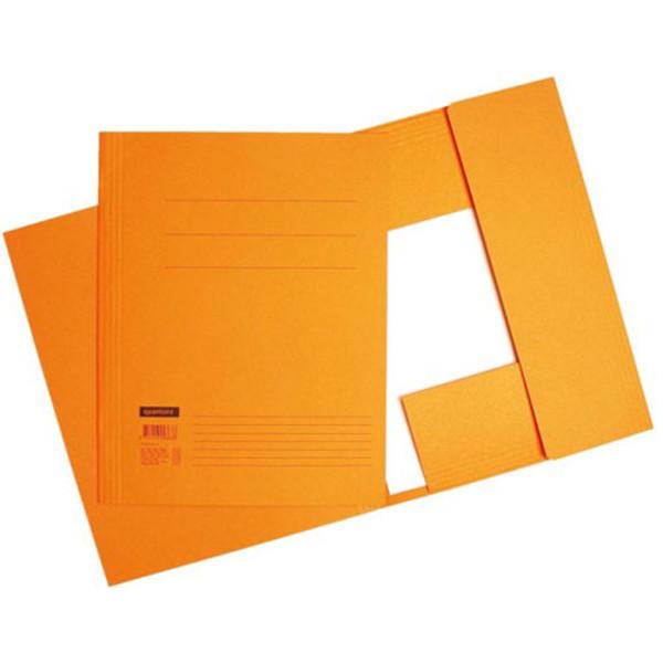 Picture of stofklepmap Quantore Folio 245x350mm 320gr oranje