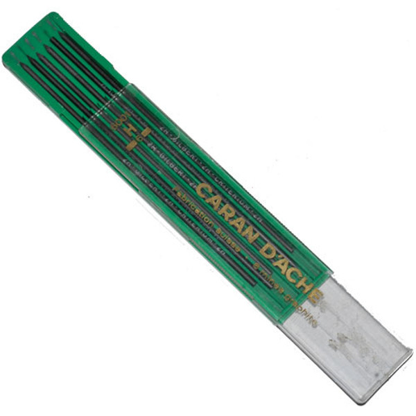 Picture of potloodstift  Caran d'Ache    2mm H     6stuks