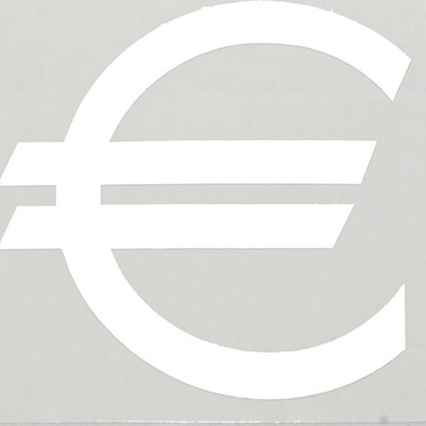 Afbeelding van plakletter Pickup Helvetica 60mm wit - Euro -