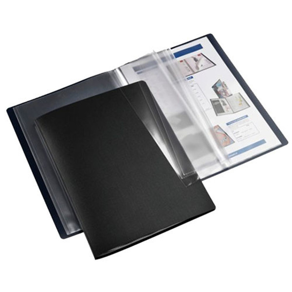 Picture of showmap HF2 flexibel A4 100 tassen zwart
