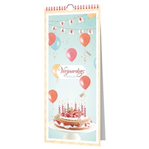 Afbeelding van verjaardagskalender Paperclip Sweet Scenes