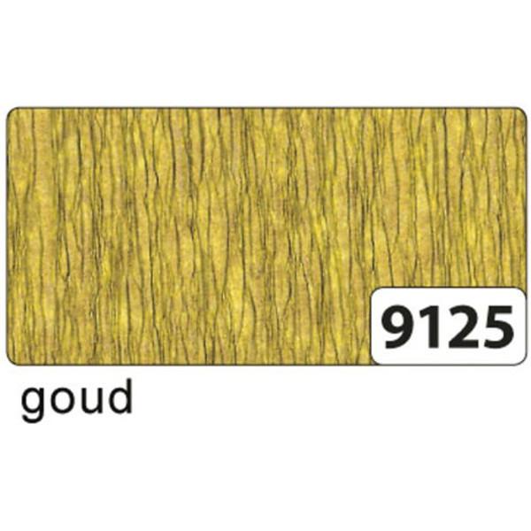 Picture of crepepapier Folia 250x50cm nr 65  goud