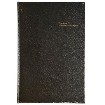 Afbeeldingen van agenda Brepols 2020 Bremax 1  210x290mm 1/1 Santex 4 kolommen - zwart