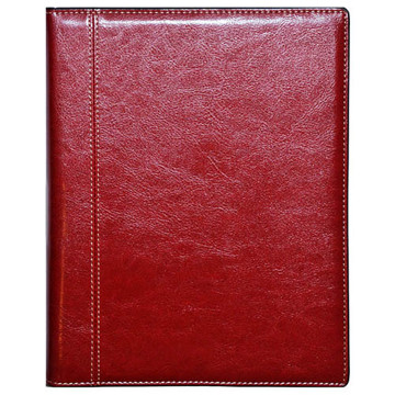 Picture of agenda Brepols 2020 Optivision Large 168x220mm 7/2 Palermo Classic - rood