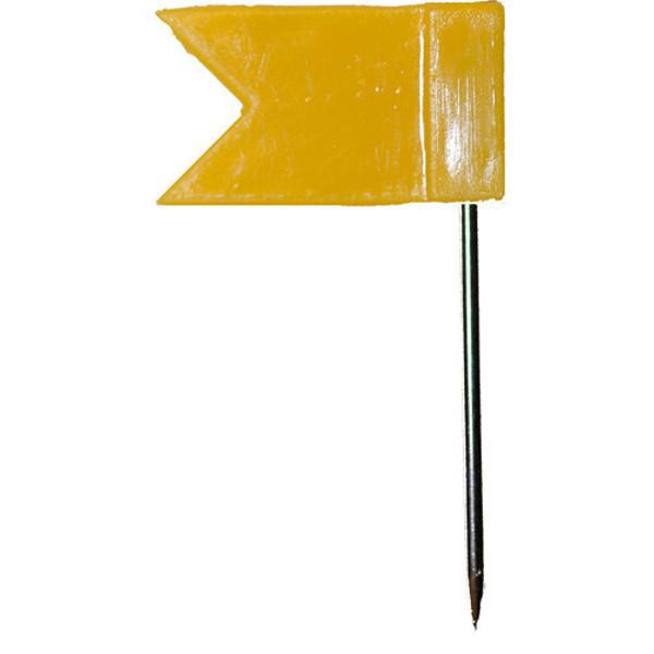 Picture of landkaartspelden met vlag Alco 20stuks 713 geel
