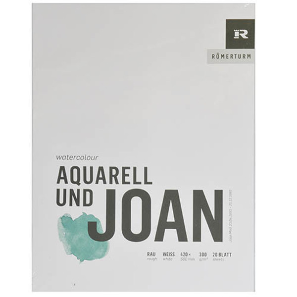 Picture of aquarelblok Romerturm Aquarell und Joan 420x560mm - 300gr