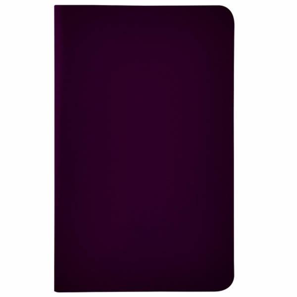 Bild von notitieboek Rockbook 130x210mm gelijnd softcover mulberry