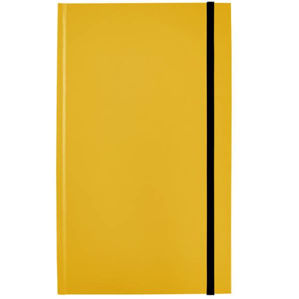 Bild von notitieboek Rockbook 130x210mm gelijnd hardcover daisy