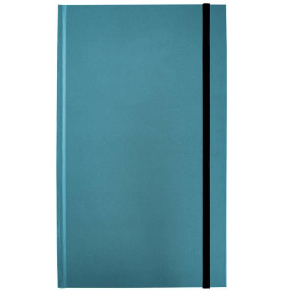 Afbeelding van notitieboek Rockbook 130x210mm gelijnd hardcover wave