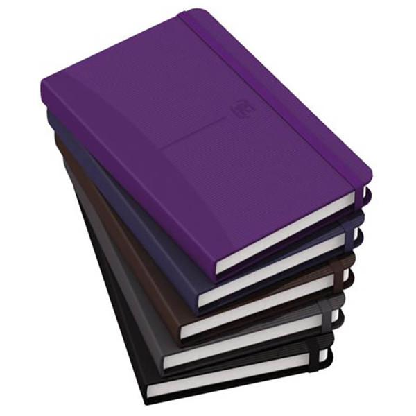 Bild von notitieboek Oxford Signature Business Classic 90x140mm gelijnd 80vel 90gr