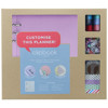 Filofax Clipbook A5 Classic Pastels Customise Creative Kit