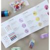 Filofax Clipbook A5 Classic Pastels Customise Creative Kit