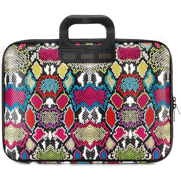 Bombata Fashion Colors laptoptas 15.6'' - Snake ** Special Edition 2020 **
