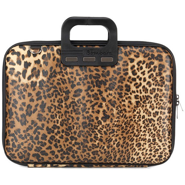 Bombata Fashion Colors laptoptas 15.6'' - Leopard ** Special Edition 2020 **