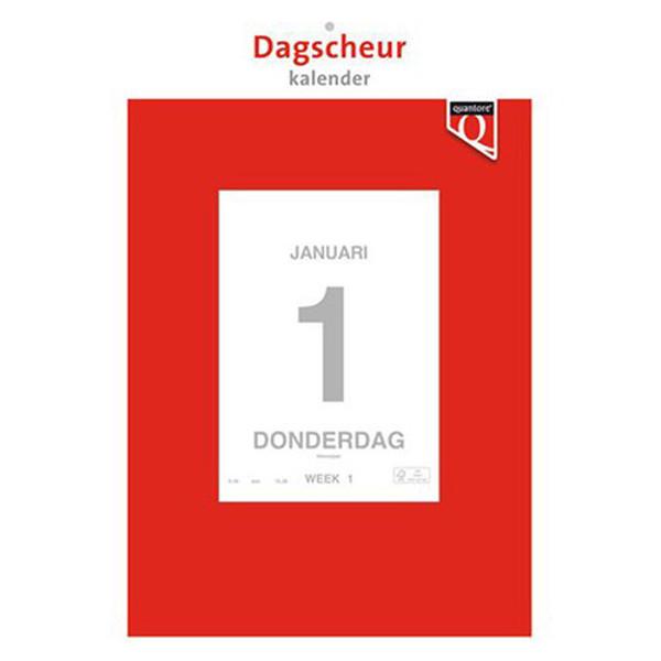 Bild von kalender Quantore 2021 dagkalender 12x17cm