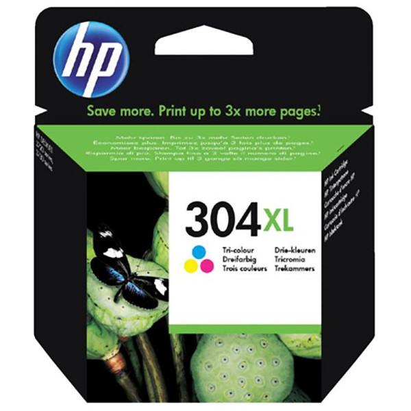 Inktcartridge HP 304XL N9K07AE color