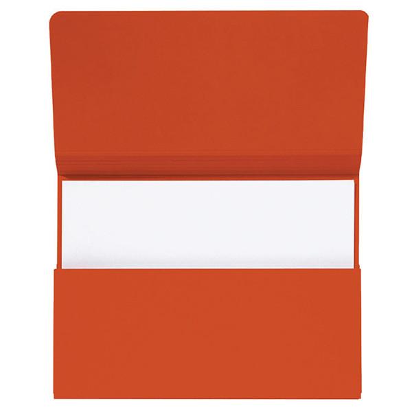 pocketmap Jalema Secolor folio 350x230x30mm rood
