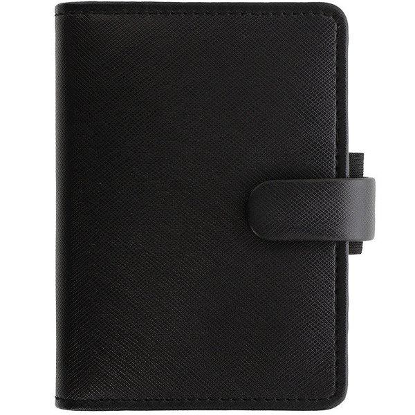 filofax Mini Saffiano black