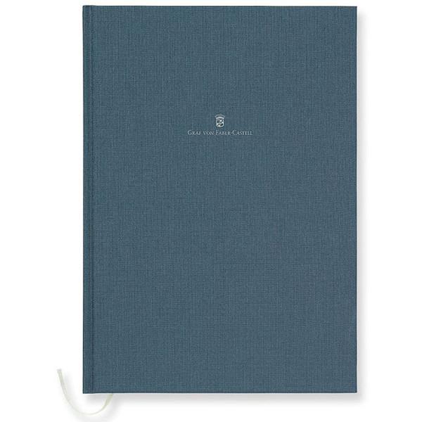 notitieboek Graf von Faber-Castell A4 Night Blue