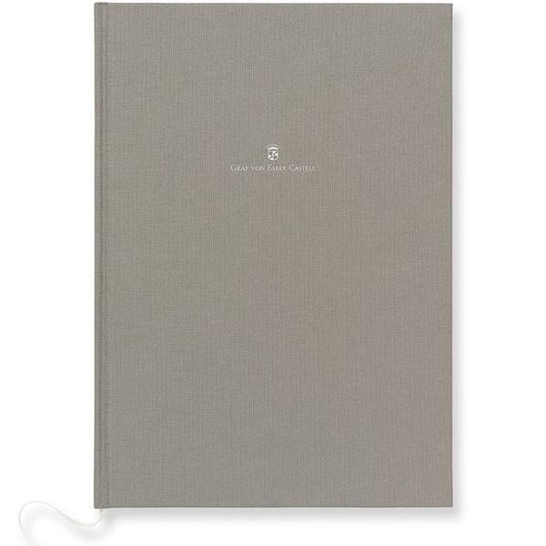 notitieboek Graf von Faber-Castell A4 Stone Grey