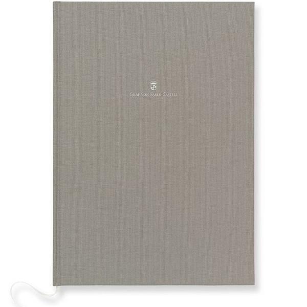notitieboek Graf von Faber-Castell A5 Stone Grey