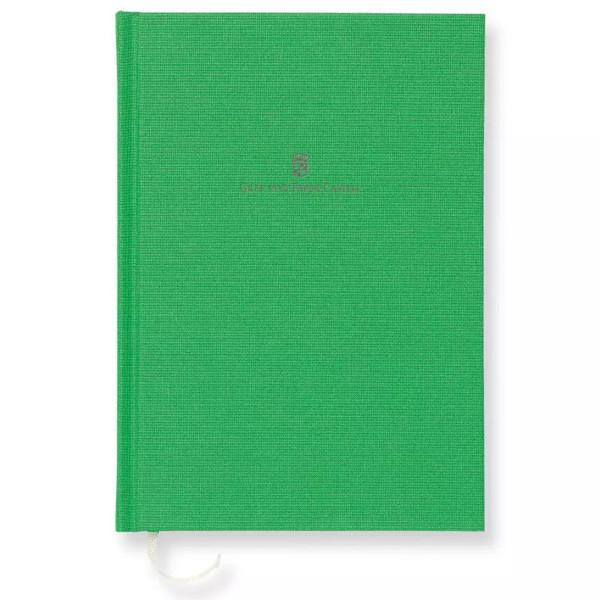 notitieboek Graf von Faber-Castell A5 Viper Green