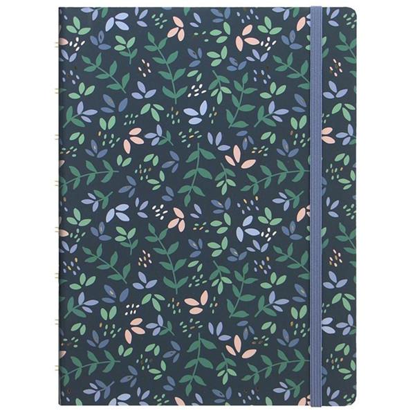 Afbeelding van notitieboek Filofax Notebook A5 Garden Dusk