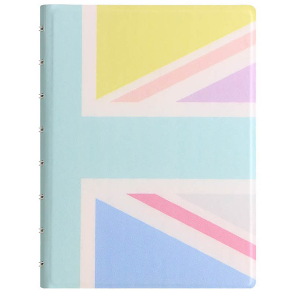 Afbeelding van notitieboek Filofax Notebook A5 Jack pastel