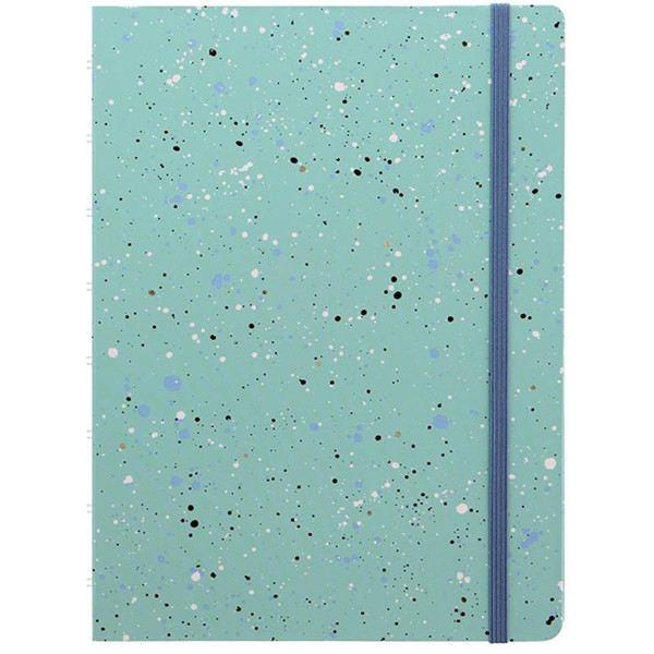 Afbeelding van notitieboek Filofax Notebook A5 Expression mint
