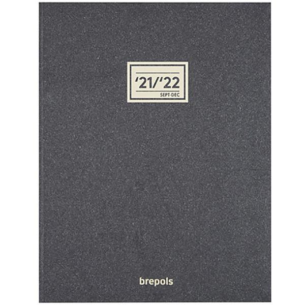 agenda Brepols 2021-2022 16M Essenz 16mnd 210x297mm 7/2 Weekoverzicht