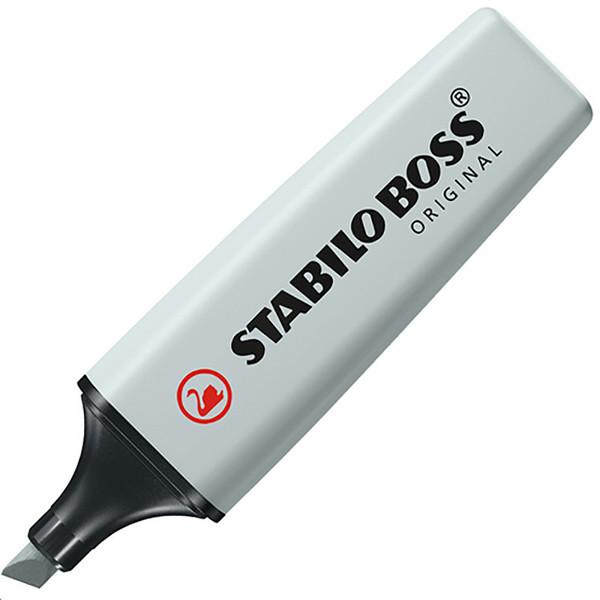 markeerstift STABILO Boss Original 70/194 pastel stoffig grijs