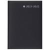 agenda Castelli 2021-2022 H45 Arezzo XL 18-mnd Matra 172x240mm 7/2 kolom - zwart