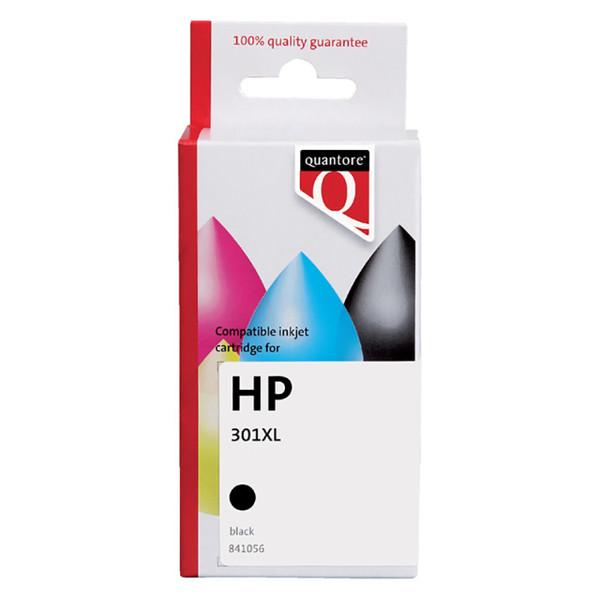 inktcartridge Quantore HP CH563EE 301XL zwart