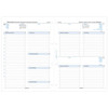 filofax A4 calendarium 2022 1 dag   op 1 pagina