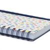 notitieboek Legami Large spiraal 160x210mm gelijnd - After Rain