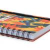 notitieboek Legami Large spiraal 160x210mm gelijnd - Tropical