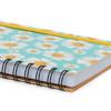 notitieboek Legami Large spiraal 160x210mm gelijnd - Daisy