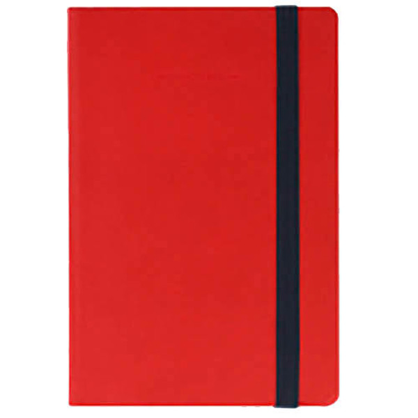 notitieboek Legami My Notebook Large 170x240mm geruit red