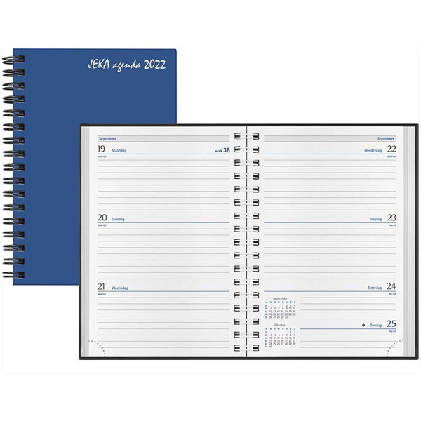 agenda Castelli 2022 H77 Jeka 145x205mm 7/2