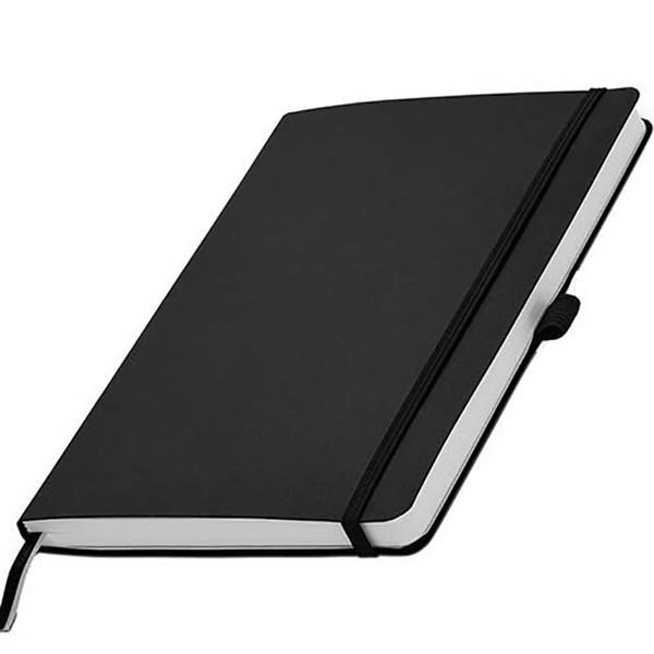 LAMY notitieboek A5 softcover blanco black